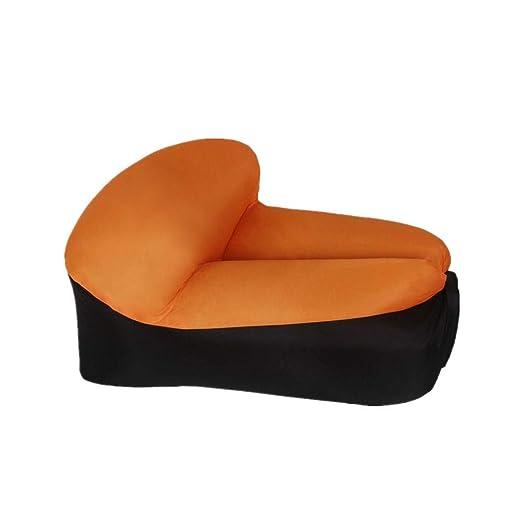 YUEZHANG Sofa Hinchable Sofa Hinchable Inflable de Aire sofá ...