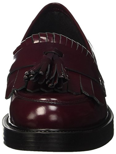 Pennyblack Rouge Bordeaux Femme Mocassins Scudetto wrSf8nxwa
