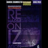 Reharmonization Techniques book cover