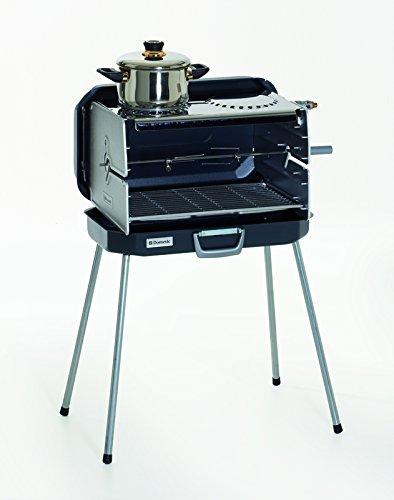 Dometic Classic 2 50mbar, Koffergrill / Gasgrill mit 2 Kochplatten, 50 millibar 9103300175