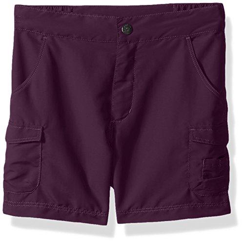 White Sierra Girls Crystal Cove River Shorts, Shadow Purple, Small by White Sierra