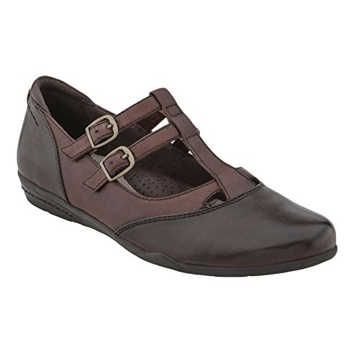 Earth New Women's Gemma Slip On Bark Leather (Bark Leather Footwear)