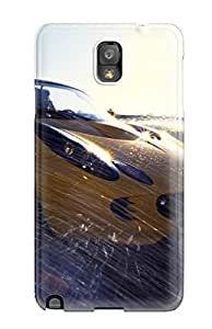 Galaxy Note 3 Hard Back With Bumper Silicone Gel Tpu Case Cover Lotus Elise Wallpaper