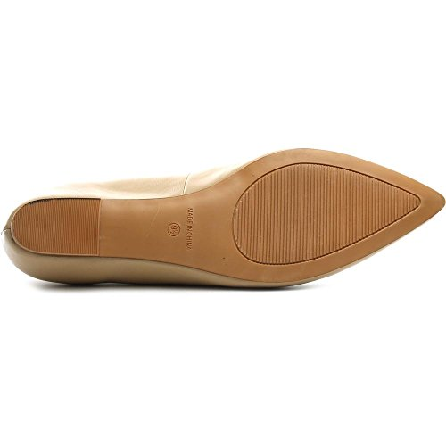 American Rag Kvinna Temani Spetsig Tå Formell Glid Sandaler Naken
