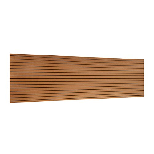 TuToy 900X2300X6Mm Eva Foam Teak Brown With Black Line Faux Teak Boat Decking Sheet