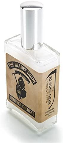 Smolder Cologne - 100 ML - By The Blades Grim