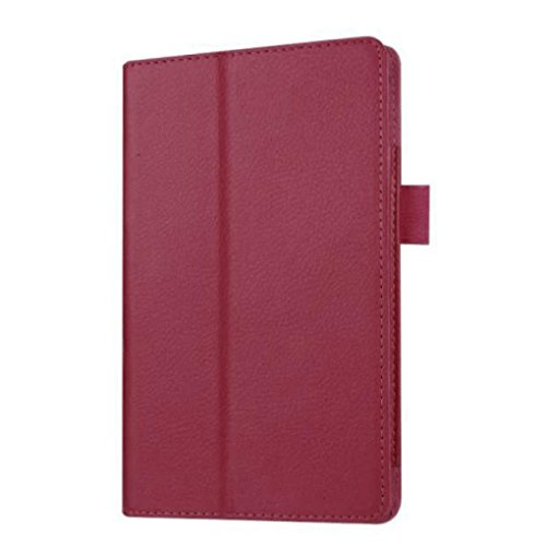 Photo - For Kindle accessories,Kshion Leather Case Stand Cover Shockproof Protective Case Cover [Anti Slip] for Amazon Kindle Fire HD 7 2015 Tablet (Hot Pink)