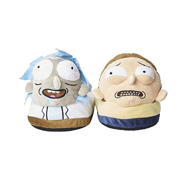 Rick And Morty Slippers Accessories Apparel