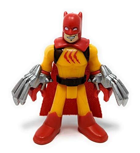 Imaginext DC Super Friends Series 6 Catman 2.5