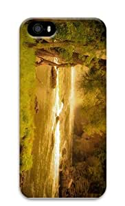 case free shipping cover forest river hd PC Case for iphone 5/5S