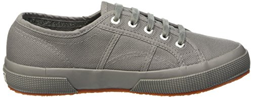 Superga Sage Full Top Unisex 2750 Grey Adults' Low Sneaker Classic Grey Cotu PwPrqaz