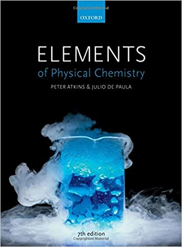Elements of physical chemistry peter atkins julio de paula elements of physical chemistry 7th edition fandeluxe Images