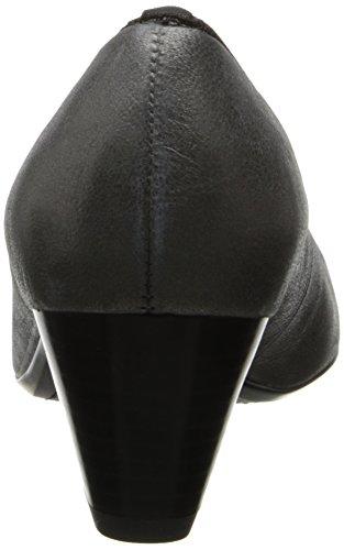 Ara Womens Kelly Dress Pump Black Metallic