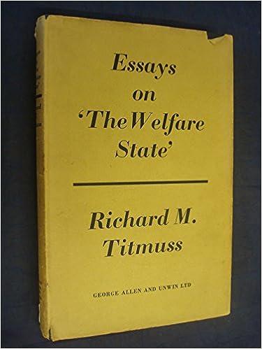 essay on welfare state book