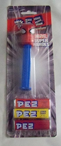 Spider-man Pez , Marvel, Stan Lee, Comics, Dispenser, Avengers