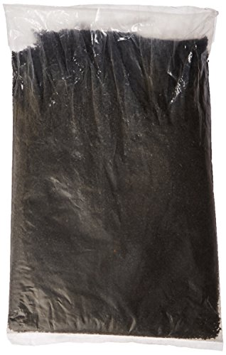 Rubbermaid Commercial Smokers Station, Black, Silica, Pack of 5, FGB25