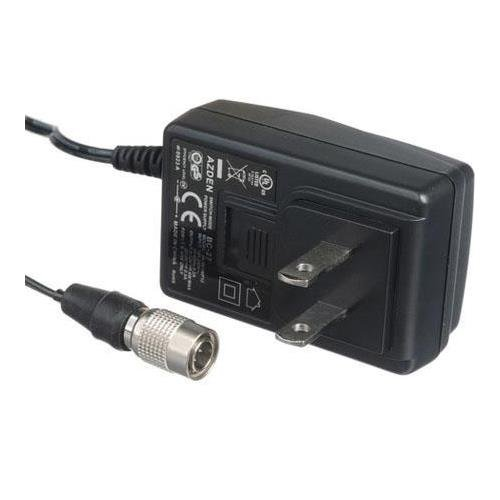 Azden Power Supply - Azden BC-27H AC Power Supply Adaptor for FMX-42 and FMX-42a, 12VDC