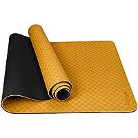 Trideer Yoga Mat 6mm Eco Friendly Non Slip Material SGS...