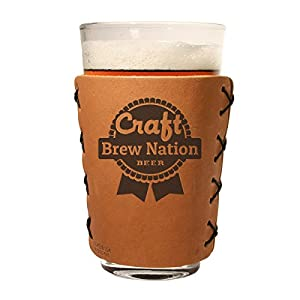 Craft Brew Nation Leather PINT sleeve…