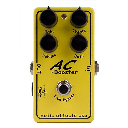 (AC Booster Overdrive Guitar Effects Pedal)