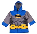 Western Chief Boys Batman Rain Coat (Blue, 6)