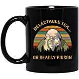 Delectable Tea Or Deadly Poison Vintage Retro Mug Gift Uncle Iroh The Last Airbender