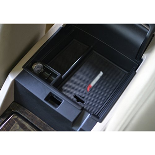 Armrest Storage Organizer Center Console Tray Divider Glove Box For Honda Accord 2015 2016 2017 ...