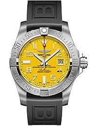 Avenger II Seawolf Yellow Dial Men's Watch A1733110/I519-152S