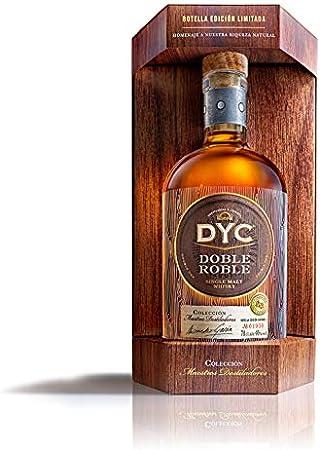DYC Doble Roble Whisky Edición Limitada 40%, 700ml