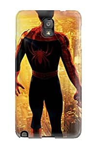 Galaxy Note 3 Case Bumper Tpu Skin Cover For Pictures Of Spiderman Accessories