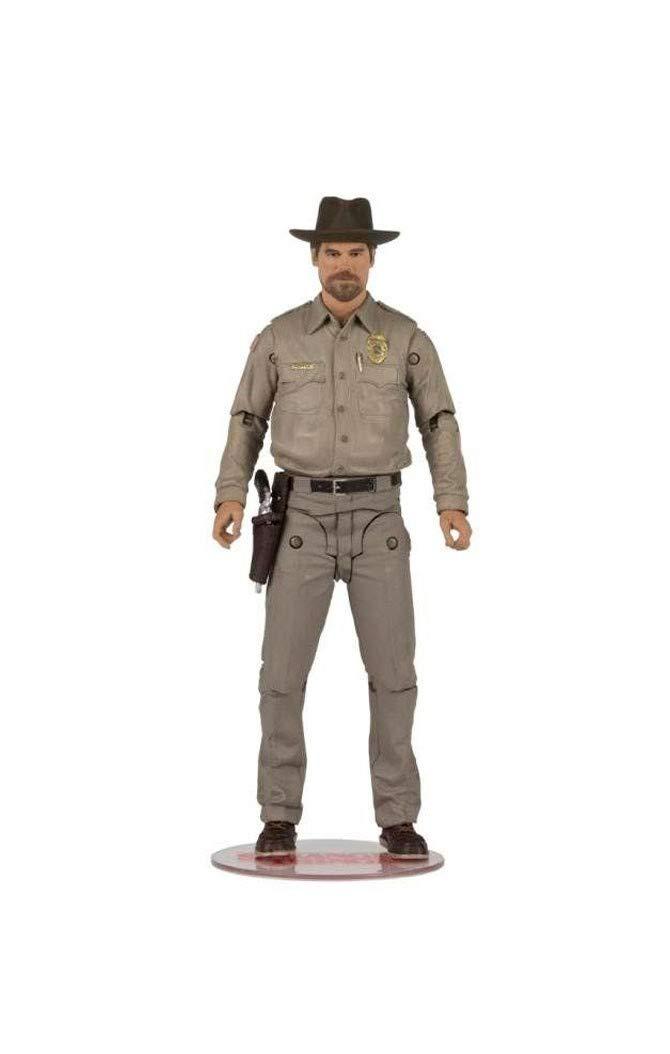 McFarlane Toys Stranger Things Chief Hopper Action Figure
