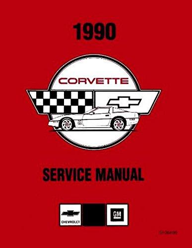 corvette factory service manual - 4