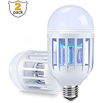 Amazon Bworppy Bug Zapper Light Bulb Mosquito Killer