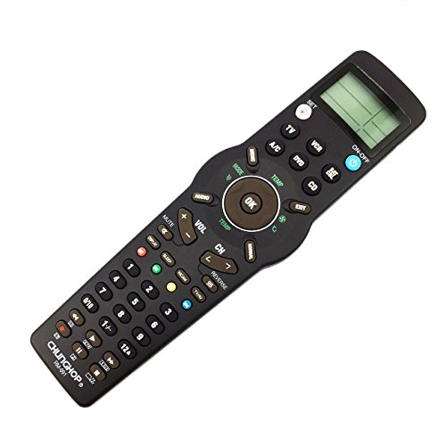 CHUNGHOP Universal Learning Remote Control RM-991 Learning for TV/SAT/DVD/CBL/CD/AC/VCR 6 Nets in 1 Code