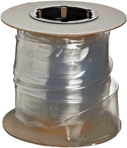 Insultab 3015000C1A5 HS-105 1-1/2, 25 Clear Polyvinylchloride Heat Shrink Tubing