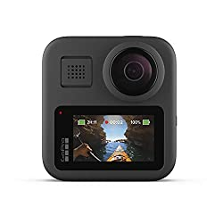 Image of the product GoPro MAX   Waterproof that is listed on the catalogue brand of GoPro. The product has been rated with a 4.8 over 5