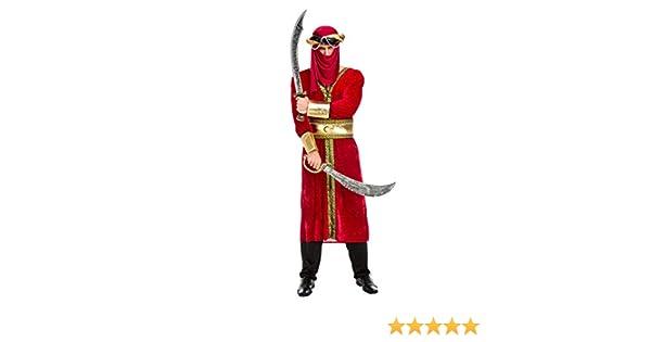 My Other Me Me-202964 Disfraz de guerrero árabe para hombre, M-L ...