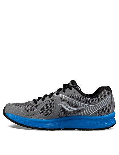 Saucony Men's Cohesion 10 Men's Footwear in Size 41 EU / 7 UK Grey IJoPyZqEK