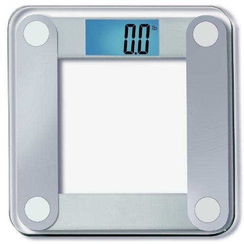 EatSmart Precision Digital Bathroom Scale