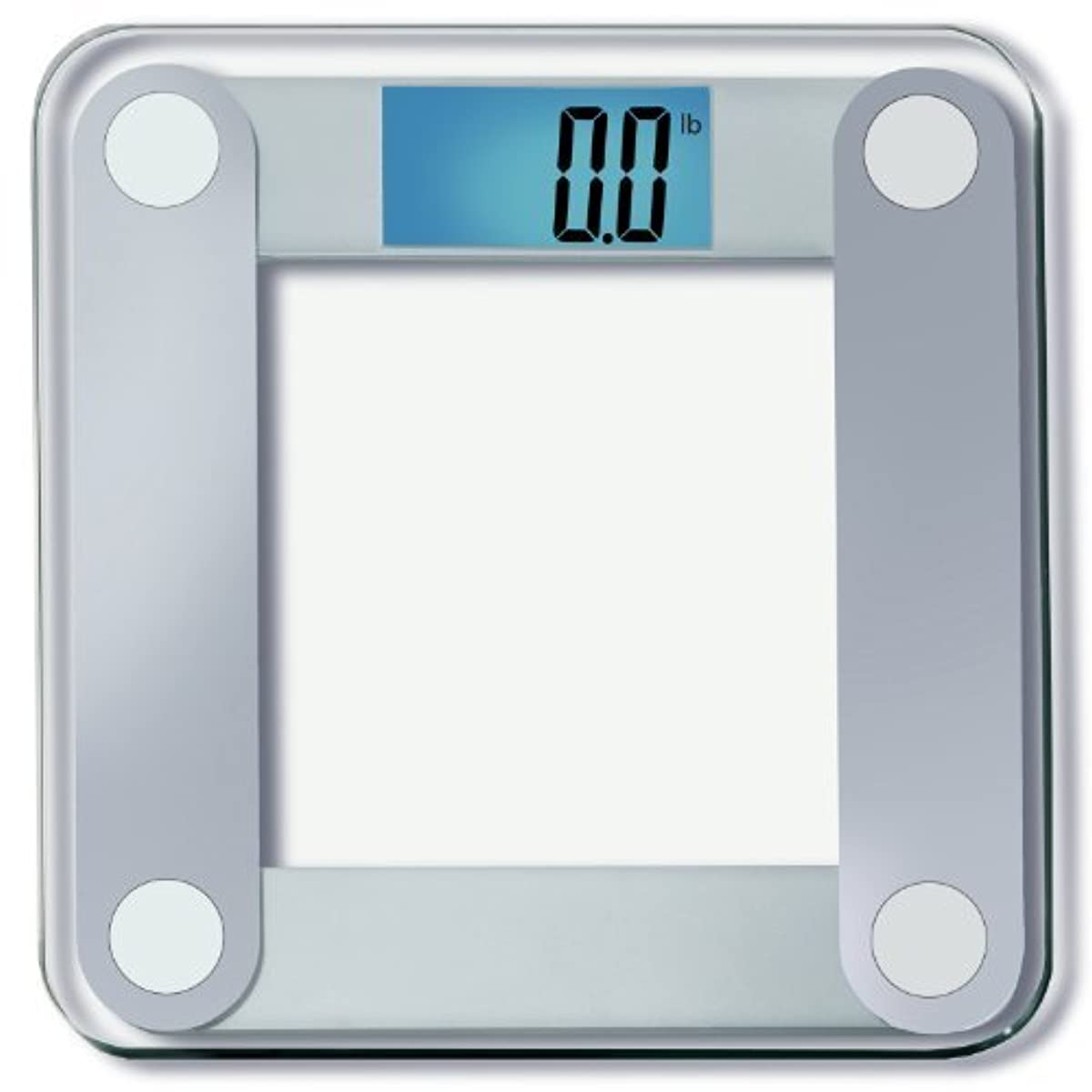 Details about eatsmart precision digital bathroom scale with extra large lighted display free