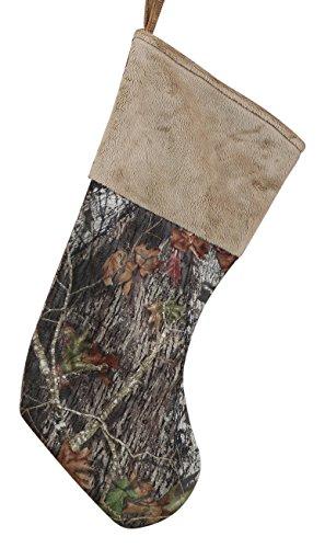 (Carstens Mossy Oak Camo Christmas Stocking)