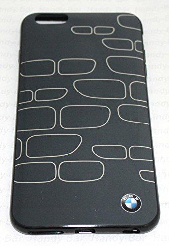 original BMW Kidney Pattern Faceplate Case Hardcase für Iphone 5 5s grey grau silber