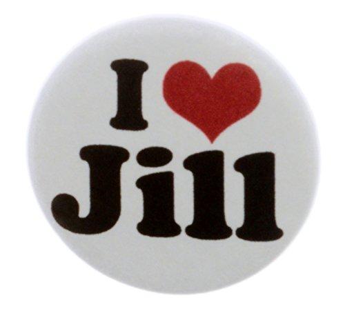 at-designs-unisex-i-love-jill-125-pinback-button-badge-pin-heart