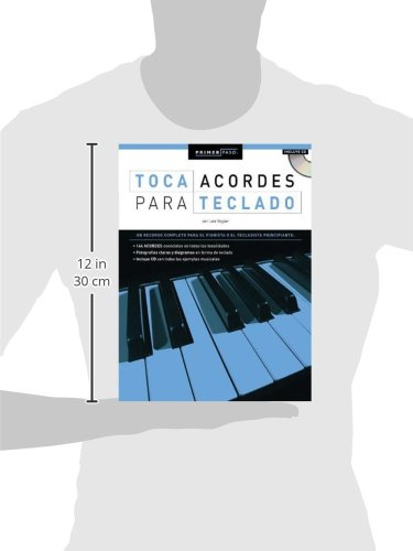 Primer Paso: Toca Acordes Para Teclado Primer Paso / First ...