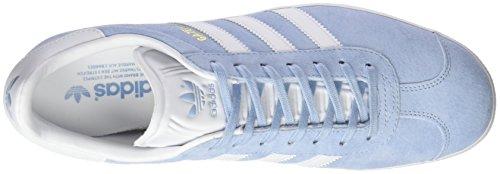 Scarpe Gazelle Uomo Fitness Celcla adidas Blanco da Dormet Blu 57xRgU