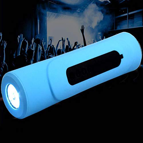 - Powerfulline Sound Clear Outdoor Flashlight Wireless Bluetooth Speaker Bass Stereo Music Loudspeaker