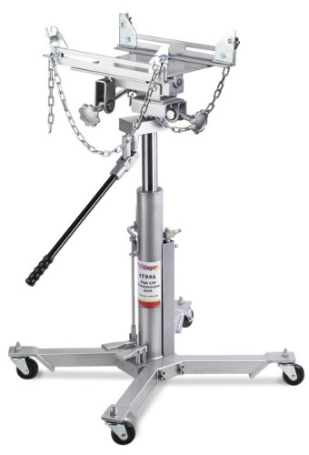 OTC 1794A 1000 lbs Capacity Air-Assisted High-Lift Transmission Jack