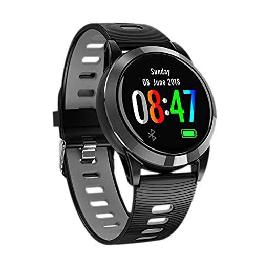 Amazon.com: SODIAL R15 Heart Rate Fitness Bracelet Sleep ...