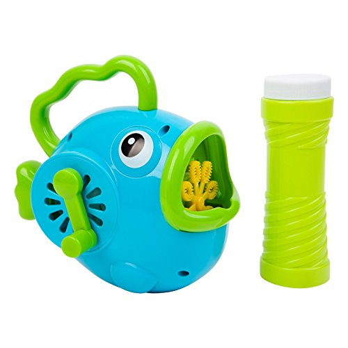 Price comparison product image SunnyLife Fishy Wind Up Bubbles- Big Blue Fish