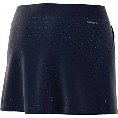 adidas Seasonal Skirt?C?Jupe, Femme, Blanc (Blanc/rossho) Encre Lgende